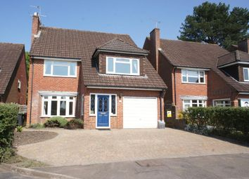 Thumbnail 4 bed detached house for sale in Springfield, Oakley, Hampshire, 7Dr