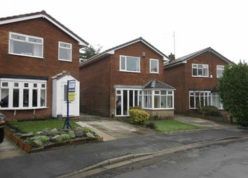 Thumbnail 3 bed detached house for sale in Hawthorn Close, Billinge