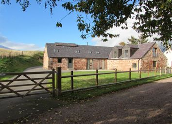 Thumbnail 4 bedroom detached house for sale in An Teallach, Pitcalnie, Tain
