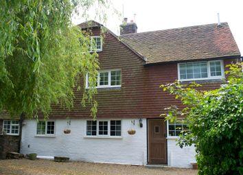 Thumbnail 3 bed semi-detached house for sale in Tonbridge Road, East Peckham
