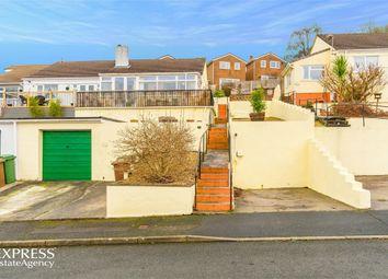 Thumbnail 2 bed semi-detached bungalow for sale in Belle Vue Rise, Plymouth, Devon