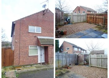 Thumbnail 1 bed property for sale in Fairway Road South, Shepshed, Leicestershire