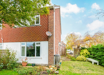 Thumbnail 3 bed end terrace house for sale in Manor Close, Ringmer