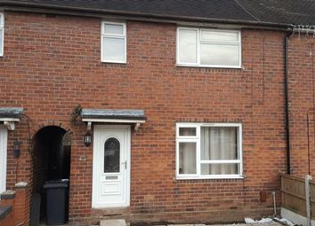 Thumbnail 2 bed town house for sale in Moran Road, Newcastle-Under-Lyme