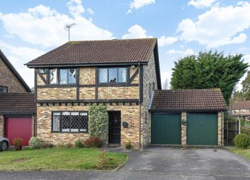 Thumbnail 4 bed detached house for sale in Martins Heron, Berkshire