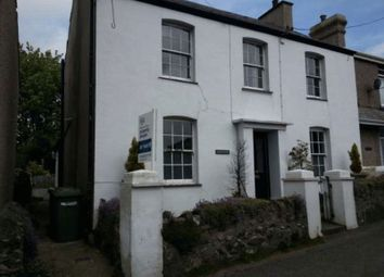 Thumbnail 3 bed semi-detached house for sale in Bontnewydd, Caernarfon