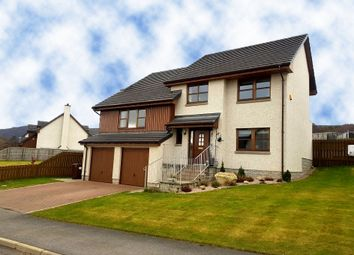 Thumbnail 5 bedroom detached house for sale in Lodge Lane, Aviemore