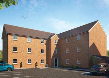 """Thumbnail 2 bed flat for sale in """"Ivy House"""" at Queen Elizabeth Road, Nuneaton"""