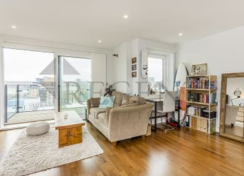 Thumbnail 1 bed property for sale in Wharf Street, London