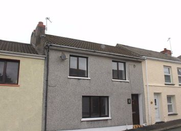 2 bed terraced house for sale in James Street, Neyland, Milford Haven SA73