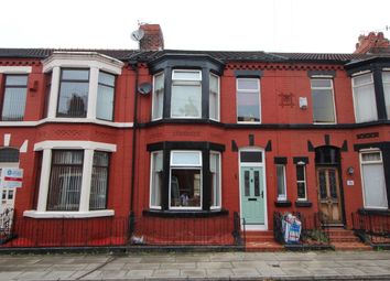 Thumbnail 3 bed terraced house for sale in Ashbourne Road, Aigburth