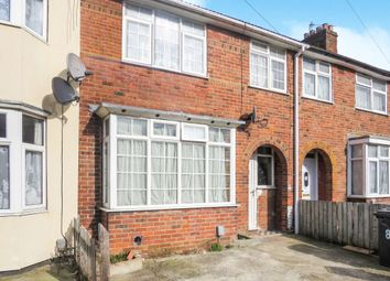 3 bed terraced house for sale in Connaught Road, Luton LU4