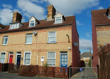Thumbnail 3 bed end terrace house for sale in Wood View, Bourne, Lincolnshire