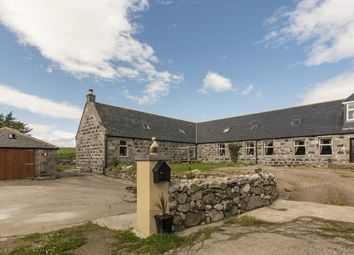 Thumbnail 4 bed farmhouse for sale in Lochlip Farm, Fraserburgh, Aberdeenshire