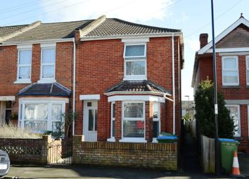 Thumbnail 2 bedroom end terrace house for sale in Clarendon Road, Shirley, Southampton, Hampshire