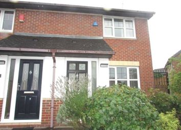 Thumbnail 2 bed semi-detached house to rent in Hamblings Close, Shenley, Radlett