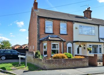 Thumbnail 2 bed end terrace house for sale in Church Road, Aldershot, Hampshire