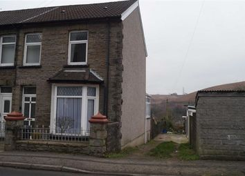 Thumbnail 2 bed semi-detached house for sale in Abercynon, Mountain Ash