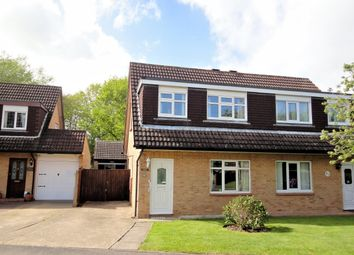 Thumbnail 3 bed semi-detached house to rent in Trevose Way, Titchfield Common, Fareham, Hampshire