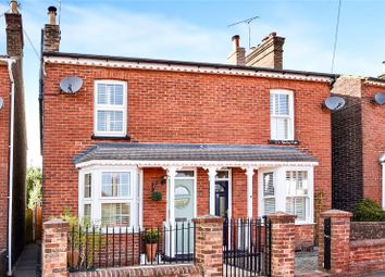 Thumbnail 3 bed semi-detached house for sale in Burford Road, Horsham, West Sussex