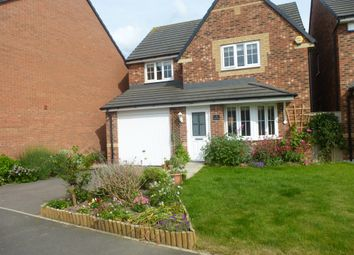Thumbnail 3 bed detached house for sale in Rowsley Drive, Waverley, Rotherham