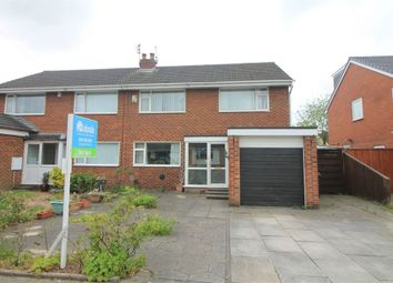 Thumbnail 4 bed semi-detached house for sale in Ascot Park, Crosby, Merseyside