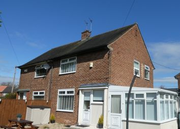 Thumbnail 2 bed semi-detached house for sale in St Michaels Close, Hull