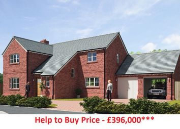 Thumbnail 4 bed detached house for sale in Moor Court, Hapsford