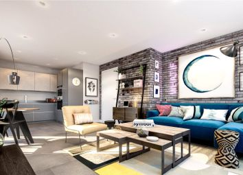 Thumbnail 3 bed flat for sale in Old Smokehouse, London