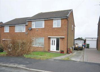 Thumbnail 3 bed semi-detached house for sale in Collins Drive, Baxenden, Accrington