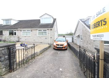 Thumbnail 3 bed bungalow for sale in Greenmeadow Drive, Penhow, Caldicot