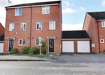 Thumbnail 4 bed semi-detached house to rent in Hetton Drive, Chesterfield, Derbyshire