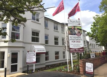 Thumbnail 2 bed flat for sale in Arlington Lodge, Arlington Avenue, Leamington Spa