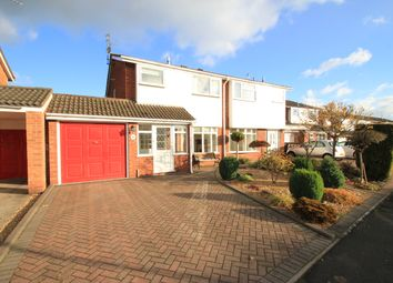 Thumbnail 3 bed semi-detached house to rent in Greville Close, Penkridge, Stafford, Staffordshire