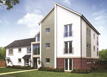 Thumbnail 1 bed flat to rent in Woodland Mews, Woodland Road, Broadclyst, Exeter