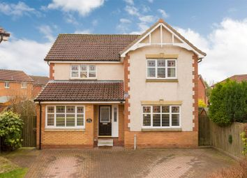 Thumbnail 4 bed detached house for sale in North Larches, Dunfermline, Fife