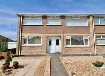 Thumbnail 2 bed flat for sale in St. Albans Road, Morecambe