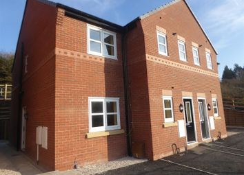 Thumbnail 2 bedroom flat for sale in Nant Court, Brymbo, Wrexham
