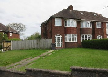 Thumbnail 3 bed semi-detached house for sale in Deerhurst Road, Birmingham