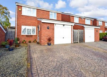 Thumbnail 3 bed detached house for sale in Elmbourne Drive, Belvedere, Kent