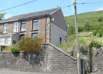 Thumbnail 3 bedroom semi-detached house for sale in Graig Road, Godrergraig, Swansea