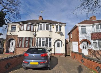 Thumbnail 3 bed semi-detached house to rent in Irwin Avenue, Rednal, Birmingham