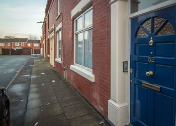 Thumbnail 3 bed terraced house for sale in Brixton Road, Preston