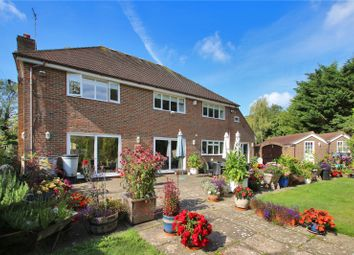 Thumbnail 5 bed detached house for sale in Tree Lane, Plaxtol, Sevenoaks, Kent