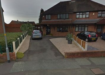Thumbnail 3 bedroom semi-detached house to rent in Sandy Crescent, Ashmore, Wolverhampton