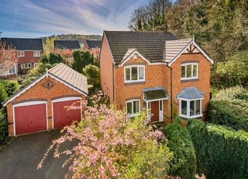 Thumbnail 4 bedroom detached house for sale in Winchester Drive, Muxton, Telford