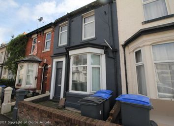 Thumbnail 2 bed flat to rent in Peter St, Blackpool