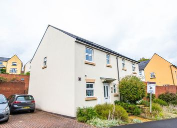 3 bed semi-detached house for sale in Lindemann Close, Sidmouth EX10