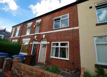 Thumbnail 2 bedroom terraced house for sale in Atherton Street, Stockport