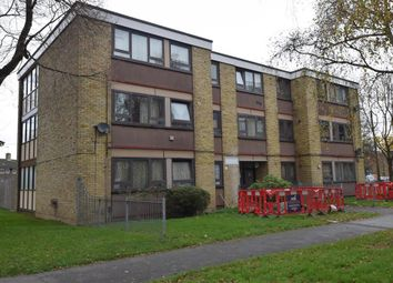 Thumbnail 3 bed flat for sale in Hawthorn Crescent, Cosham, Portsmouth, Hampshire